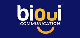 Logo BiOui Agence de Communication